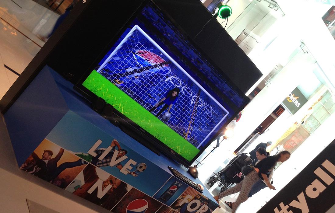 Pepsi Mena Digital Activity