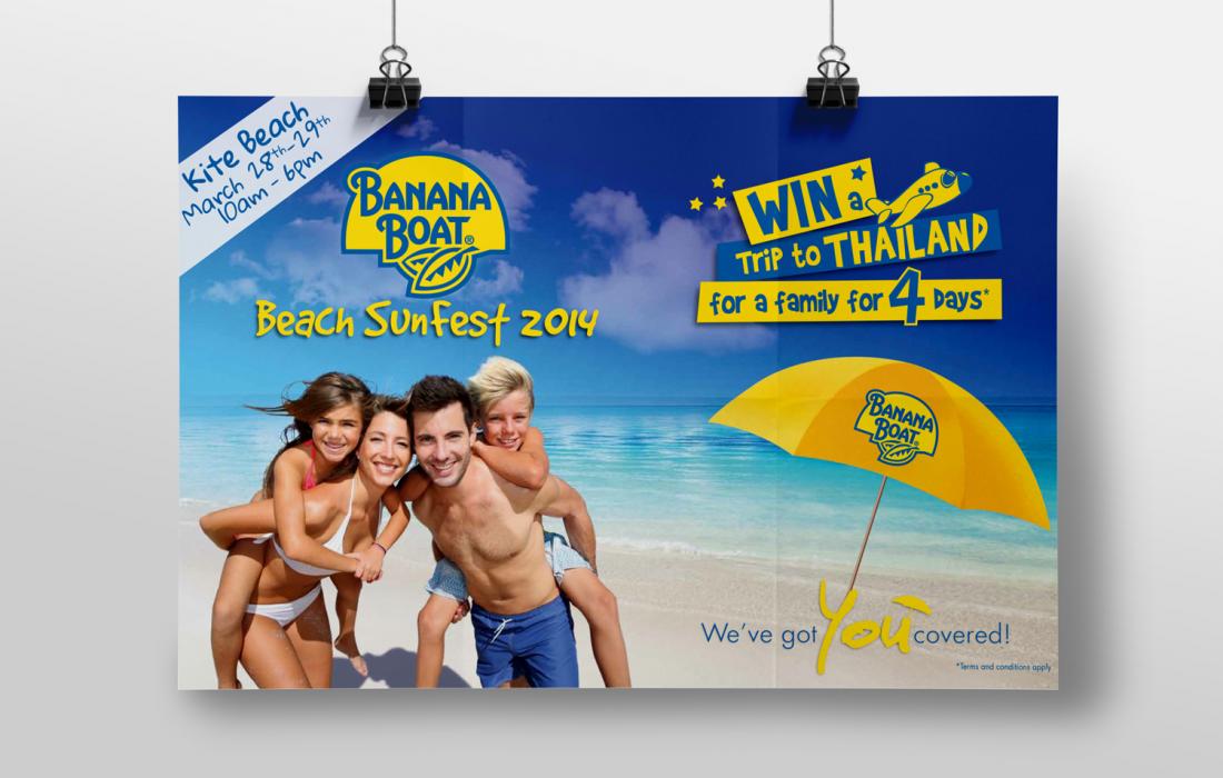 Banana Boat Event Dates